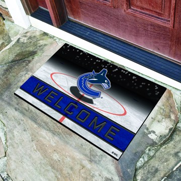 Picture of NHL - Vancouver Canucks Crumb Rubber Door Mat