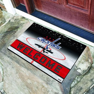 Picture of NHL - Washington Capitals Crumb Rubber Door Mat