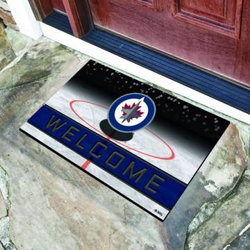 Picture of NHL - Winnipeg Jets Crumb Rubber Door Mat