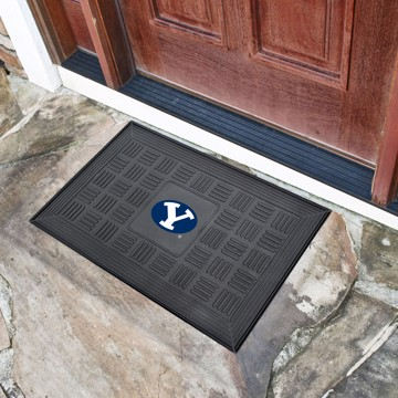 Picture of Brigham Young Vinyl Door Mat