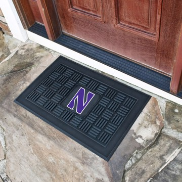 Picture of Northwestern Vinyl Door Mat