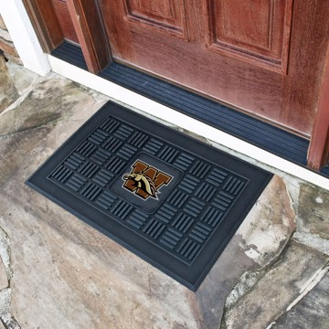 Picture of Western Michigan Vinyl Door Mat