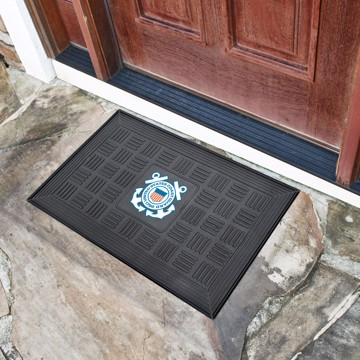 Picture of U.S. Coast Guard Vinyl Door Mat