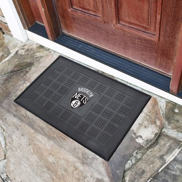 Picture of NBA - Brooklyn Nets Vinyl Door Mat