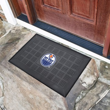 Picture of NHL - Edmonton Oilers Vinyl Door Mat