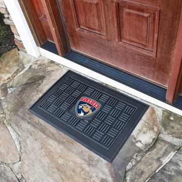 Picture of NHL - Florida Panthers Vinyl Door Mat