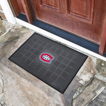 Picture of NHL - Montreal Canadiens Vinyl Door Mat