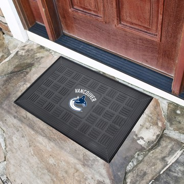 Picture of NHL - Vancouver Canucks Vinyl Door Mat