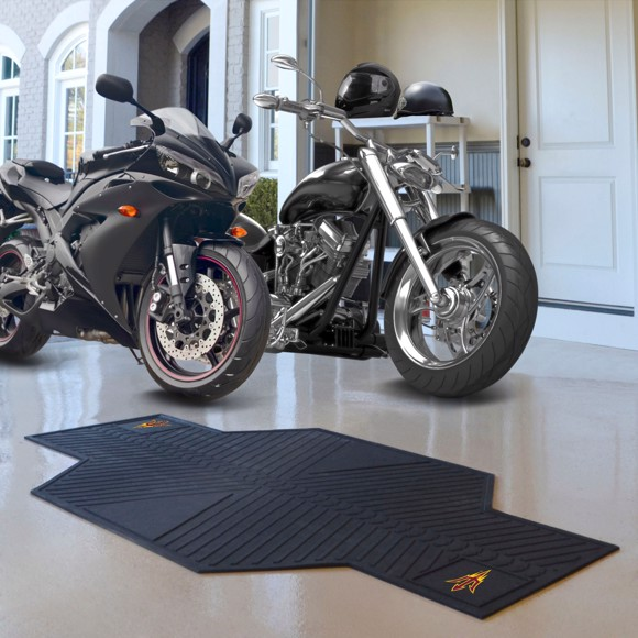 Picture of Arizona State Motorcycle Mat