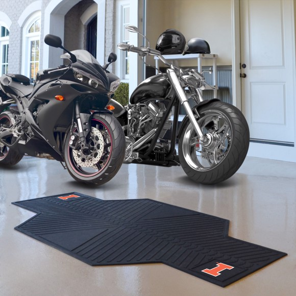 Picture of Illinois Motorcycle Mat