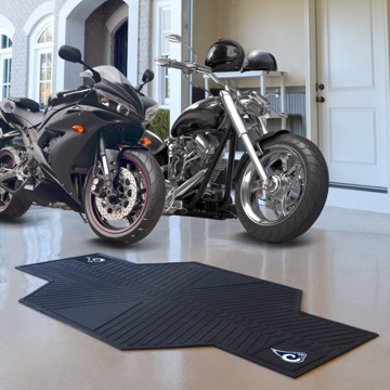 Picture of NFL - Los Angeles Rams Motorcycle Mat