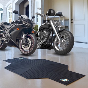 Picture of NFL - Miami Dolphins Motorcycle Mat