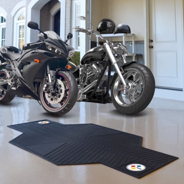 Picture of NFL - Pittsburgh Steelers Motorcycle Mat