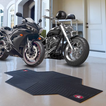 Picture of NFL - San Francisco 49ers Motorcycle Mat