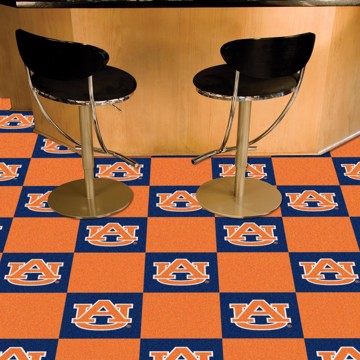 Picture of Auburn Team Carpet Tiles