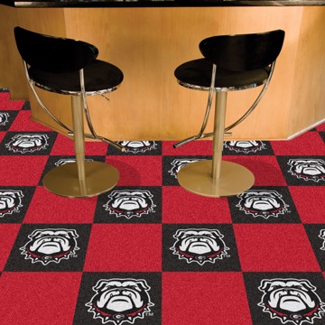 Picture of Georgia Team Carpet Tiles