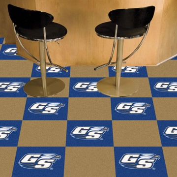 Picture of Georgia Southern Team Carpet Tiles
