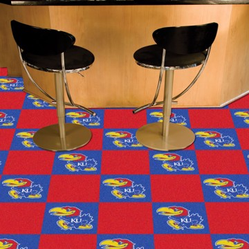 Picture of Kansas Team Carpet Tiles
