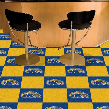 Picture of Kent State Team Carpet Tiles