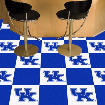 Picture of Kentucky Team Carpet Tiles