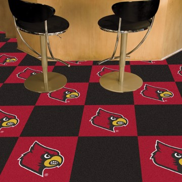 Picture of Louisville Team Carpet Tiles