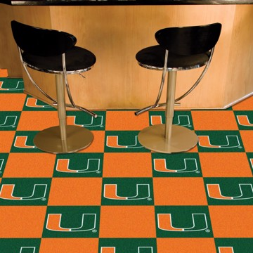 Picture of Miami Team Carpet Tiles