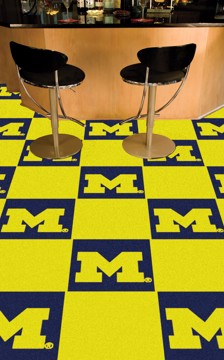 Picture of Michigan Team Carpet Tiles