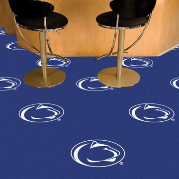 Picture of Penn State Team Carpet Tiles