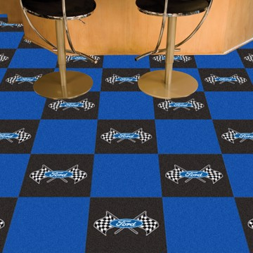 Picture of Ford Team Carpet Tiles