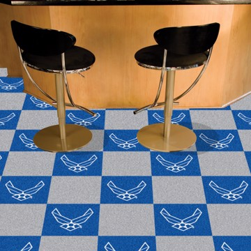 Picture of U.S. Air Force Team Carpet Tiles