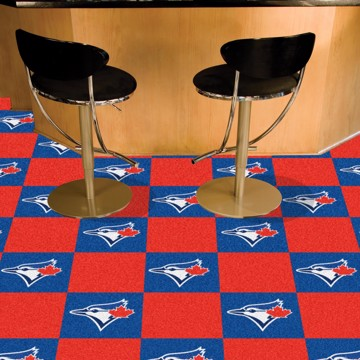 Picture of MLB - Toronto Blue Jays Team Carpet Tiles