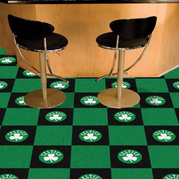 Picture of NBA - Boston Celtics Team Carpet Tiles
