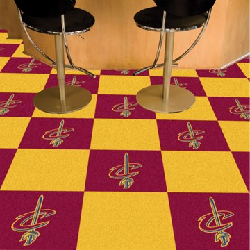 Picture of NBA - Cleveland Cavaliers Team Carpet Tiles