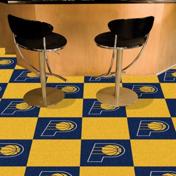 Picture of NBA - Indiana Pacers Team Carpet Tiles