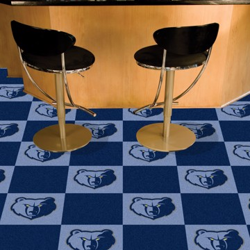 Picture of NBA - Memphis Grizzlies Team Carpet Tiles
