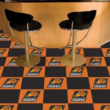 Picture of NBA - Phoenix Suns Team Carpet Tiles