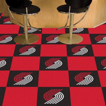 Picture of NBA - Portland Trail Blazers Team Carpet Tiles