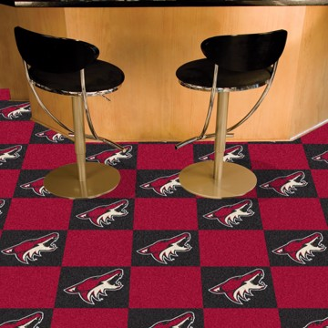 Picture of NHL - Arizona Coyotes Team Carpet Tiles