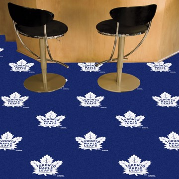 Picture of NHL - Toronto Maple Leafs Team Carpet Tiles