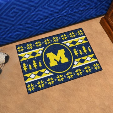Picture of Michigan Starter - Holiday Sweater Starter
