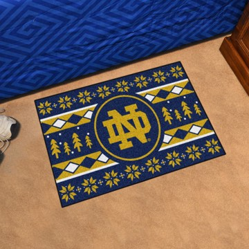Picture of Notre Dame Starter - Holiday Sweater Starter