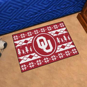 Picture of Oklahoma Starter - Holiday Sweater Starter