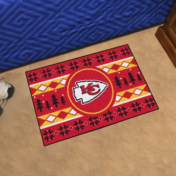 Picture of NFL - Kansas City Chiefs Starter - Holiday Sweater Starter