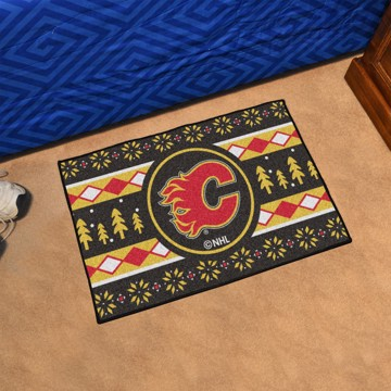 Picture of NHL - Calgary Flames Starter - Holiday Sweater Starter