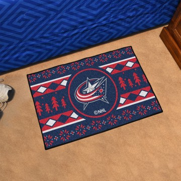 Picture of NHL - Columbus Blue Jackets Starter - Holiday Sweater Starter