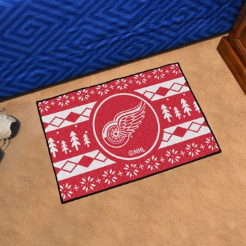 Picture of NHL - Detroit Red Wings Starter - Holiday Sweater Starter