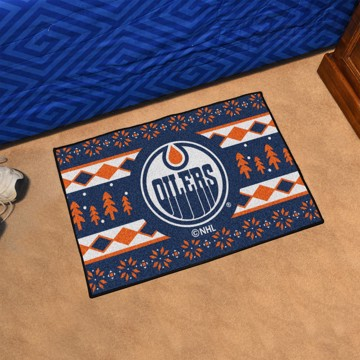 Picture of NHL - Edmonton Oilers Starter - Holiday Sweater Starter