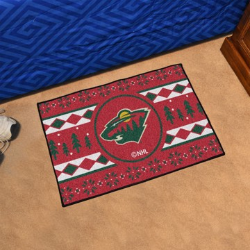 Picture of NHL - Minnesota Wild Starter - Holiday Sweater Starter