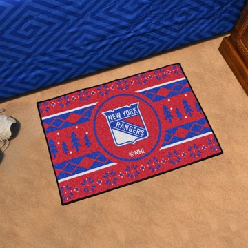 Picture of NHL - New York Rangers Starter - Holiday Sweater Starter