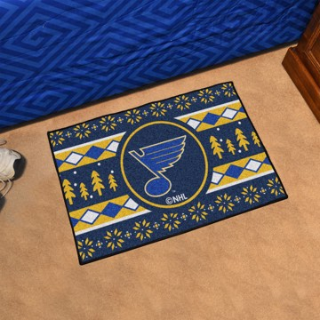 Picture of NHL - St. Louis Blues Starter - Holiday Sweater Starter